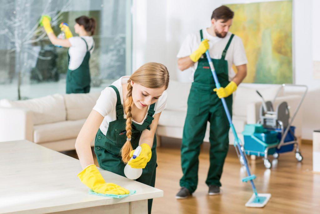 Servicii curatenie